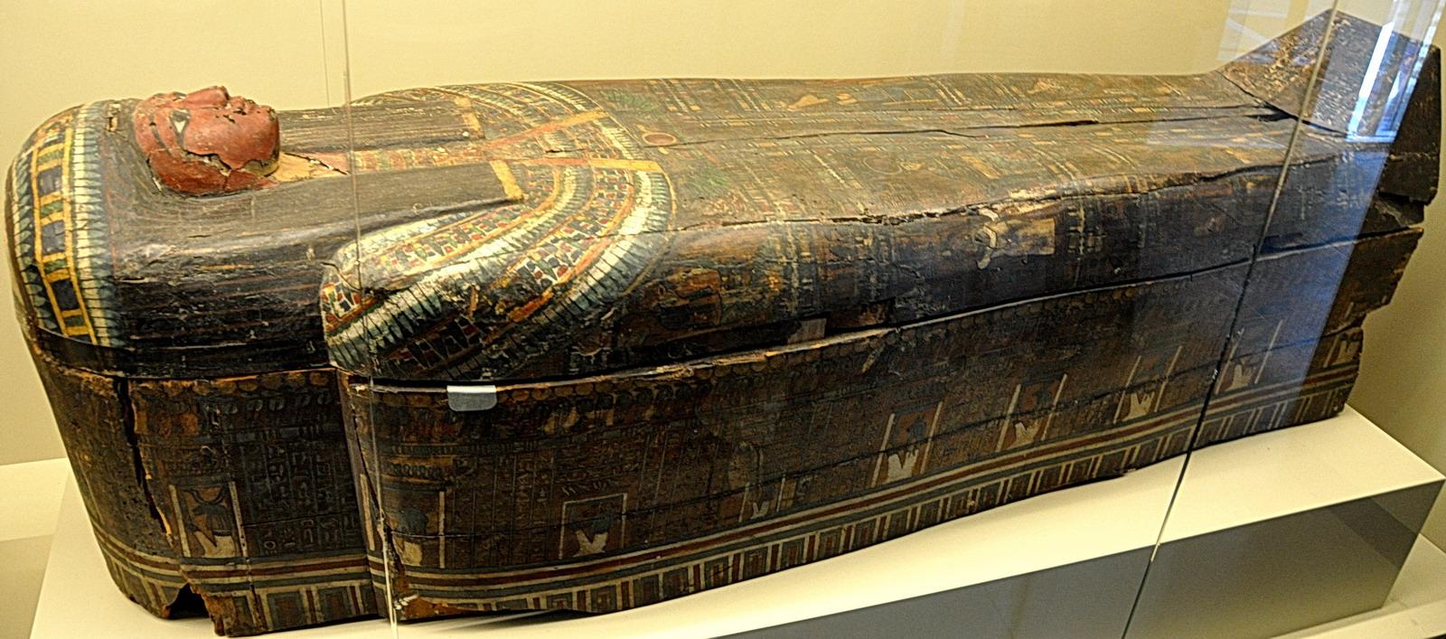 Musée Curtius - sarcophage