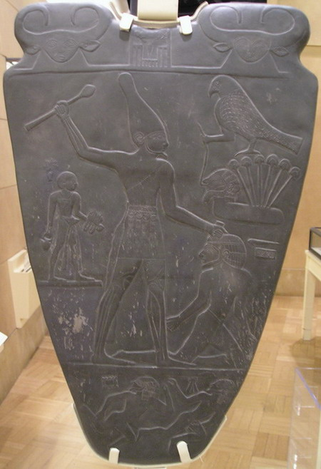 Palette de Narmer (Le Caire)